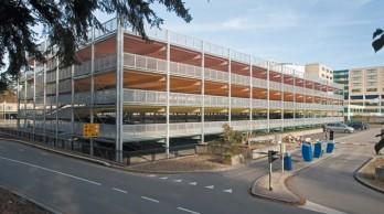 Parkeergarage Rijnstate ziekenhuis - Arnhem