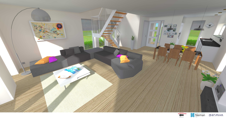 tHuis: Bewoners kunnen vrijstaande woning zelf samenstellen ...
