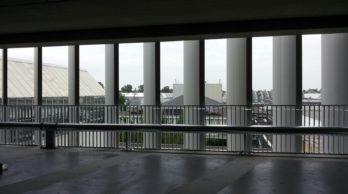 Multifunctioneel parkeergebouw Amsterdam RAI