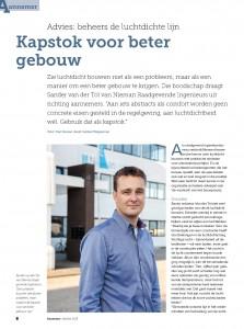 pag 1 intervview Sander van der Tol