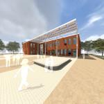 Brede School Loevestein, Gorredijk © Kristinsson architecten