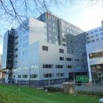 OLVG-West Amsterdam_aanzicht OK complex toekomstige situatie