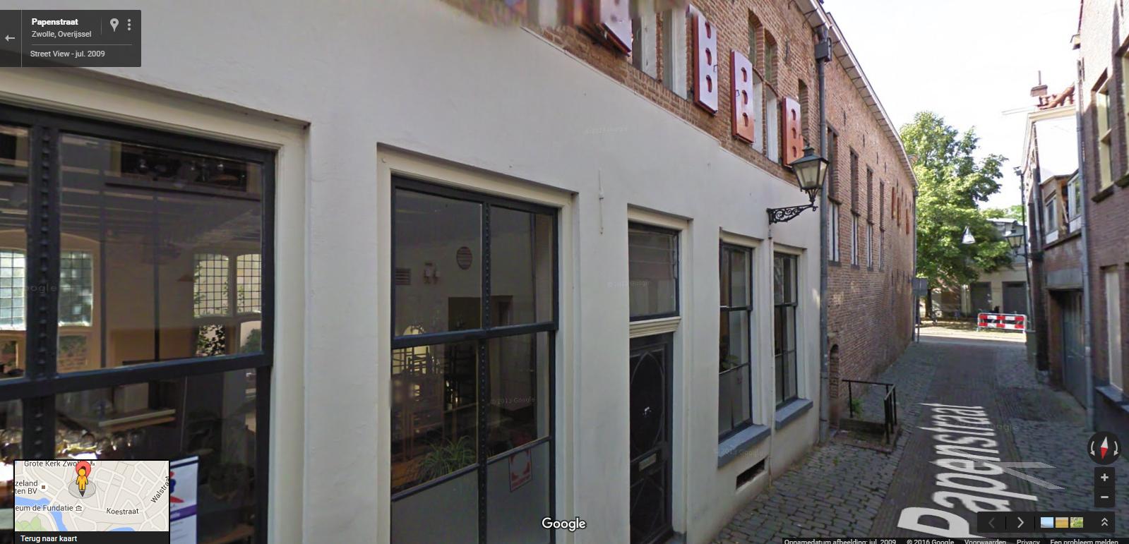 Papenstraat 9-14 Zwolle