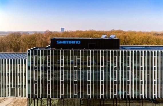Hoofdantoor Shimano Europe Eindhoven