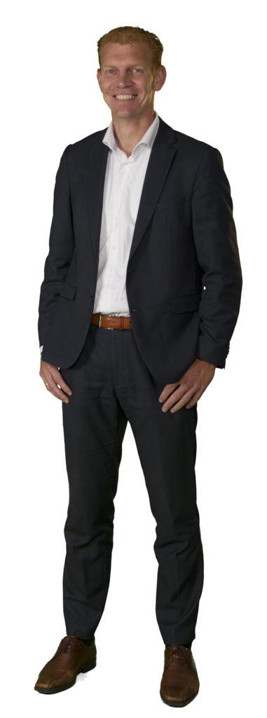 directeur Nieman Groep, Henk Koekoek