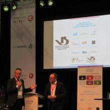 ondertekening van het Manifest Sociale Duurzaamheid op vakbeurs Energie in Den Bosch.