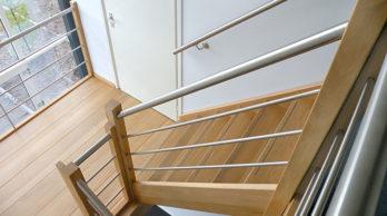 aankleding trappenhuis