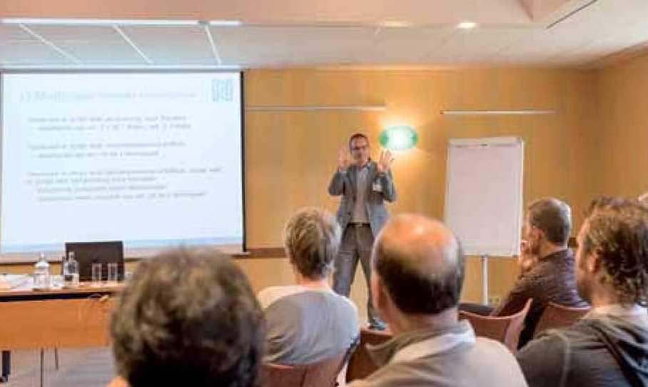 Theorie- en praktijkcursussen georganiseerd door Nieman-Kettlitz Gevel- en Dakadvies