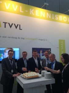 TVVL kennispartners op Building Holland 2017