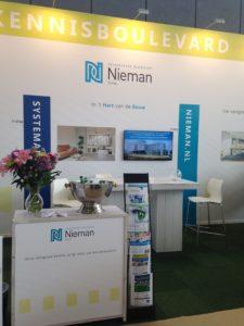 Nieman stand_TVVL-Kennisboulevard_Building Holland 2017
