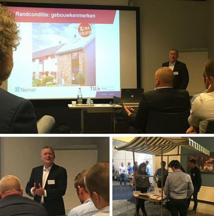 Seminar Vereniging voor Brandveiligheids Experts over trends en ontwikkelingen in brandveiligheid 14 juni 2017