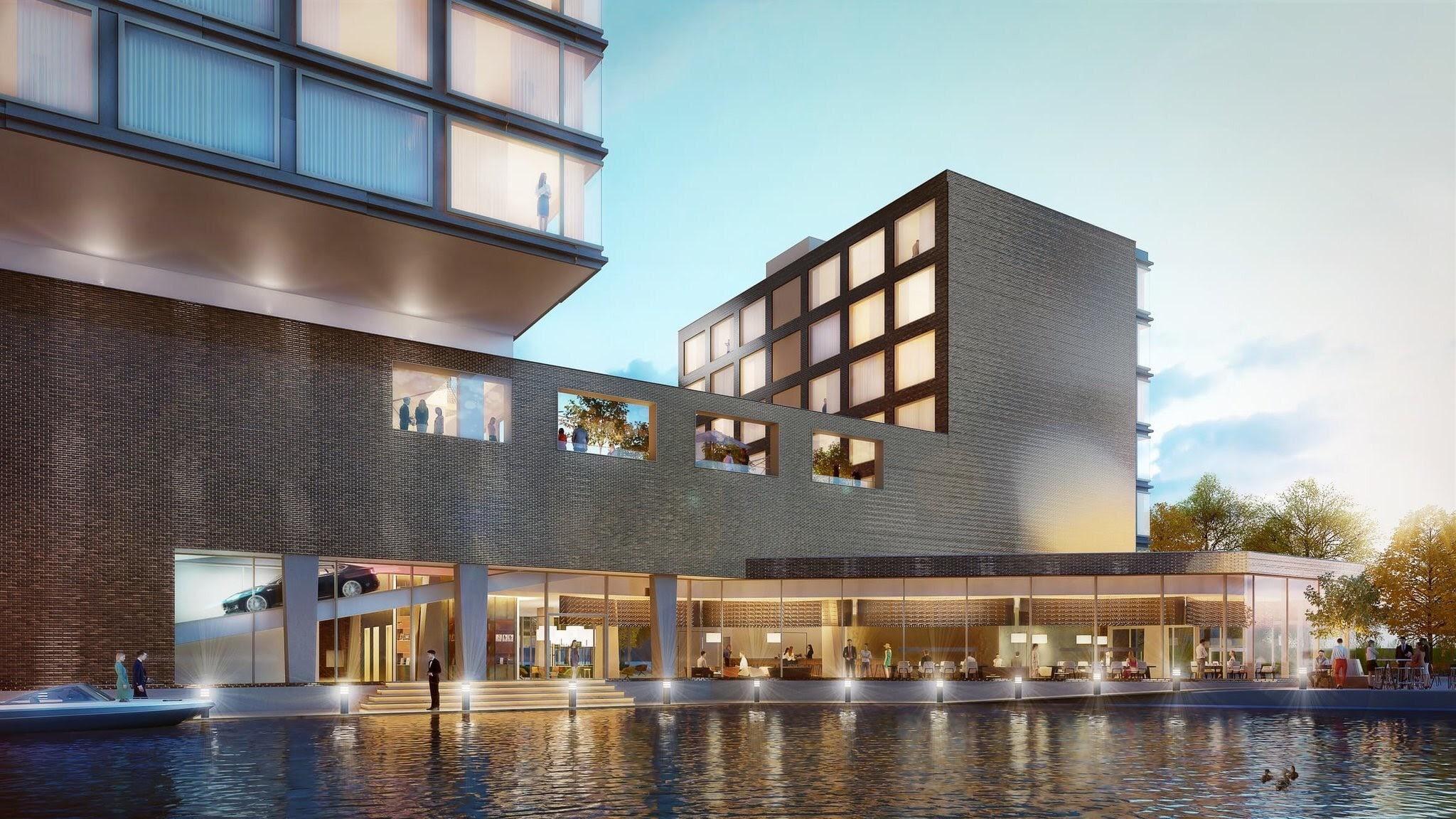 bouwfysisch advies olympic hotel nieman raadgevende. Black Bedroom Furniture Sets. Home Design Ideas
