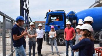 Nieman bezoekt project Zijdebalen Utrecht 2017