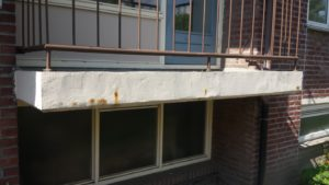 Evaluatie onderzoeken galerij- en balkonplaten