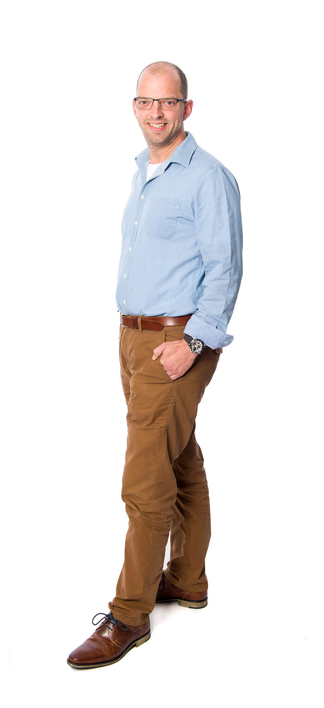ing. A. (Alexander) van der Ham