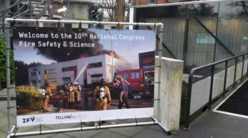 Fire Safety &Science congres 2017 entree