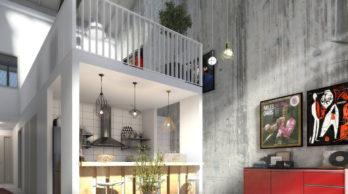 Interieur-Kufa loft Apeldoorn