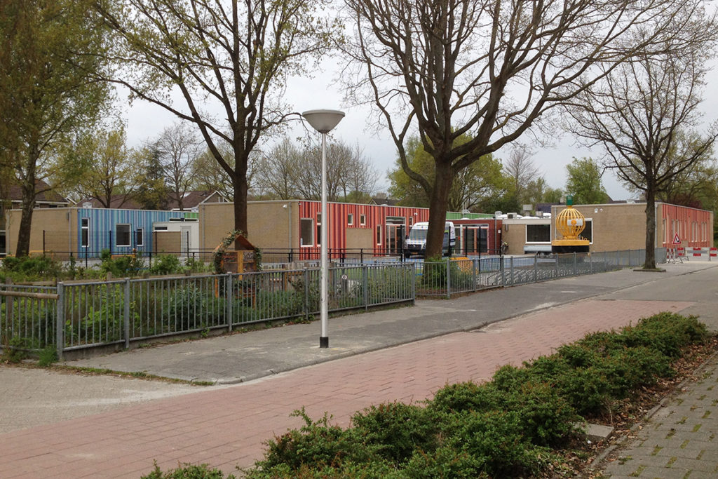 Basisschool De Lichtboei te Emmeloord