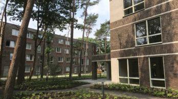 Zorgcluster Kerckebosch – Kwintes en Compartijn in Zeist
