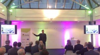 Sander van der Tol op TVVL Smart Cities Event 10-01-2018