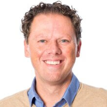 Dennis Strijards, Unitmanager Innovaties bij Nieman Raadgevende Ingenieurs