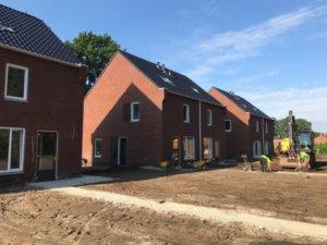 26 nieuwbouw woningen NOM Zuidlaren
