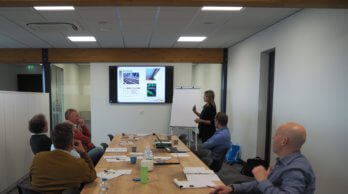 Incompany training door Nieman bij Gerbri Plastics
