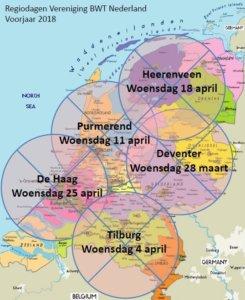 Regiodagen BWt met Johan van der Graaf over transformeren en herbestemmen