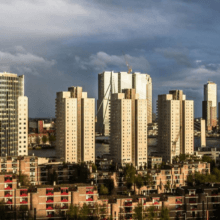 Rotterdam, hoogbouwstad van Nederland