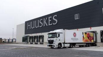 Huuskes Logistiek Centrum Enschede met BREEAM Excellent certificaat
