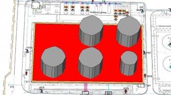 Modellering tankputbrand met CFD