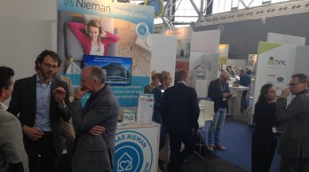 Nieman collega'sin gesprek op Building Holland