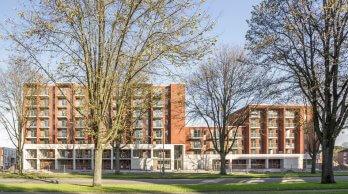Breehorn BENG appartementengebouw opgeleverd mei 2018