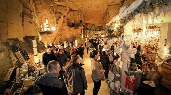 Veiligheid kerstgrotten Valkenburg