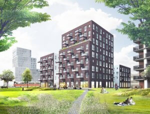 Delft Plot 5-Impressie Barcode Architects
