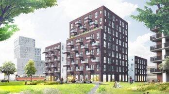 Delft Plot 5-Impressie Barcode Architects