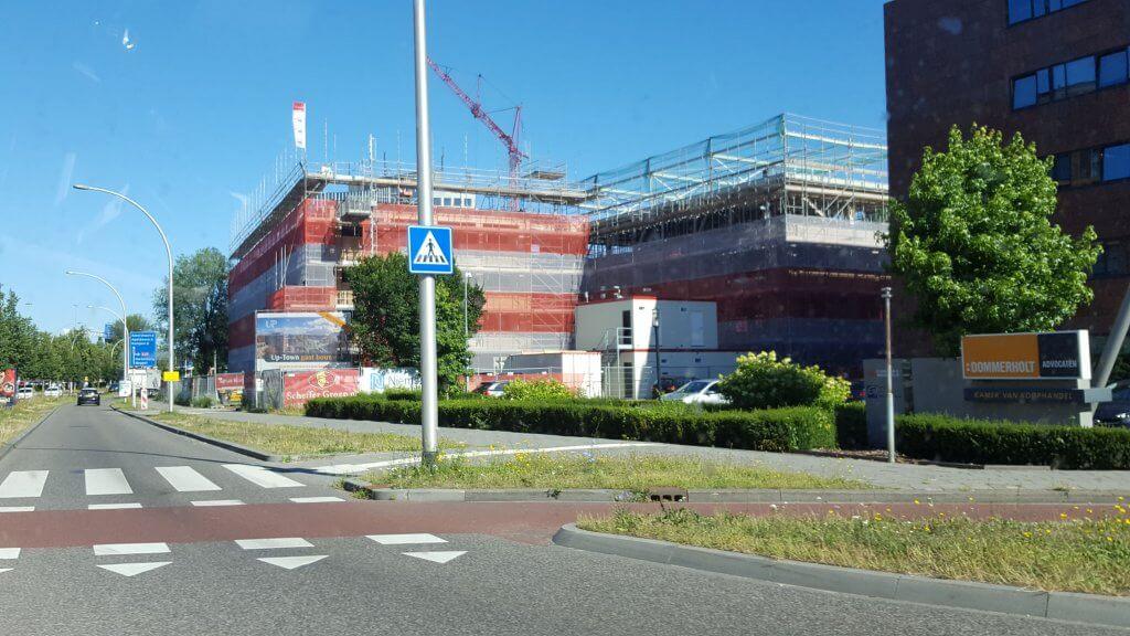 Transformatie Uptown Zwolle