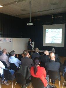 FellowFSE Ruud van Herpen op expertclass 2018