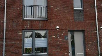 Nieuwbouwwoning met gas van Kitty Huijbers