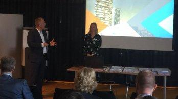 Ruud van Herpen en Paula Zee op expertclass 2018