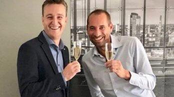 Toost-op-overname Nieman en het GeluidBuro