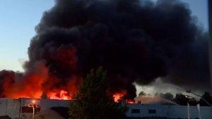 Ruud van Herpen is als brandveiligheidsexpert betrokken bij het onderzoek naar de brand van de kunstgrasmatten bij Tuf Recycling in Dongen