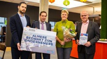Dag van de Ondernemer 2018_Nieman op bezoek bij gemeente Almere