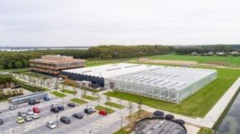 Seed Quality Center van groenteveredelingsbedrijf De Rijk Zwaan