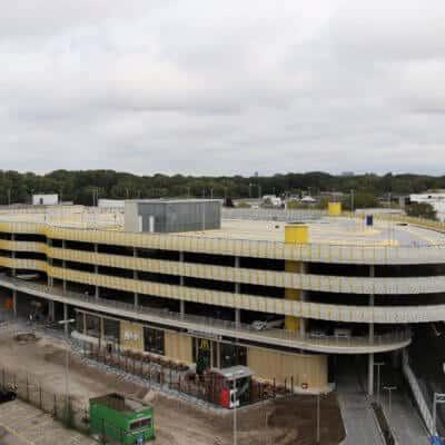 Eindhoven Airport Multi Tenant Gebouw