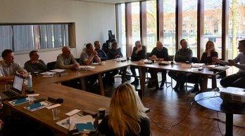 Tweede rondetafelsessie over verduurzamen van bestaande portiekwoningen NOM door Nieuw Utrechts Peil