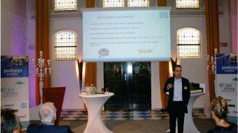 Johan van der Graaf op Probasys Benelux Management Symposium