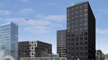 Impressie Hotel Flight Forum Eindhoven