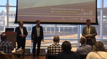 Op woensdag 10 april vond de kick-off plaats van de nieuwe opleiding voor aardgasvrije gebouwen en gebieden tijdens Building Holland in RAI Amsterdam.