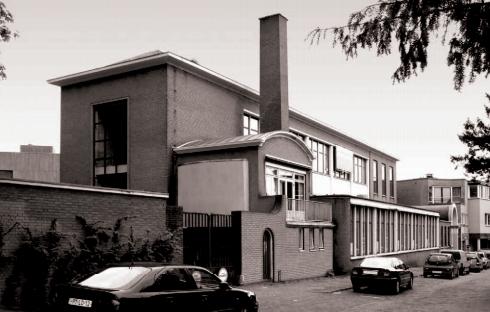 Oude Postkantoor Hilversum voor transformatie